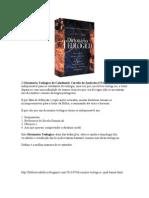 Dicionário Teológico de Caludionôr Corrêia de Andrade (CPAD)