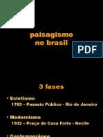 02c - Paisagismo No Brasil