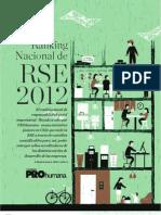 104819243 RSE Reportaje Revista Que Pasa Ranking 2012
