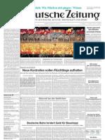 Suddeutsche Zeitung 20110427