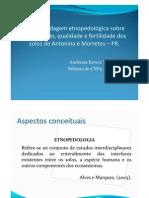 etnopedologia