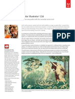 Adobe Illustrator CS6 Brochure