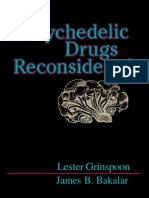 Psychedelic Drugs Reconsidered