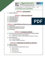 Proyecto Sanitarias II - THQS