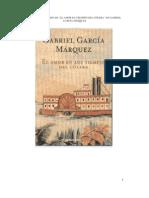55999469 Analisis Literario de El Amor en Los Tiempos Del Colera