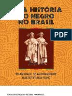 Uma Historia Do Negro No Brasil- Livro