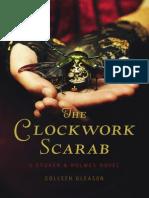 Clockwork Scarab Excerpt Scribd