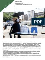 16 05 13 Tiempoenlinea Denuncias vs Paristas Del Hospital Civil Sso