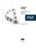 Industrial Ecology- Environmental Agenda for Industry