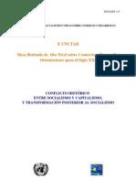 Doc 1 - Conflicto Historico Entre El Capitalismo y Socialismo_UN2000