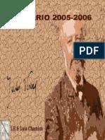 anuario 2005-06 chamizo