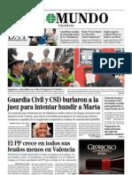 El Mundo 25-27 de Abril 2011