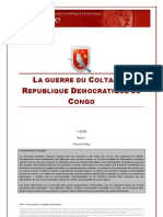 Guerre Du Coltan en Republique Democratique Du Congo