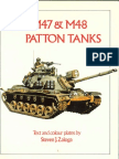 m47 & m48 Patton Tanks