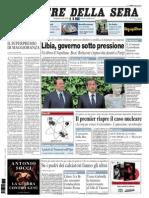 Corriere 27 04 2011