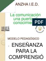Presentación+Modelo+Pedagógico+y+Proyectos