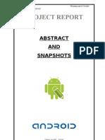 myprojectreportsnapshots-091010032346-phpapp02