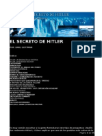 El Secreto de Hitler. Karl Gottman