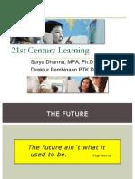 21st Century Learning - Surya Dharma