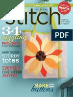Stitch - Summer 2013
