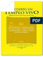 39397558 El Cuerpo Un Templo Vivo PDF Demo Capitulo 3 Los Beneficios Del Sakrogesis y Las Runas