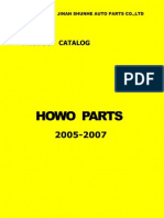 Howo Parts New