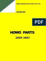 Howo Parts New