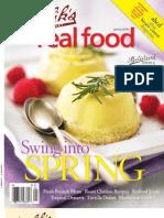 Sendik's Real Food Magazine - Spring 2008