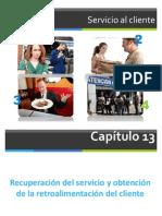 EXPO SERVICIO AL CLIENTE CAPÍTULO 13