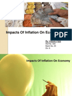 Impacts of Infaltion on Economy