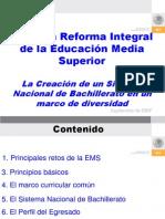 Reforma Integral 2010