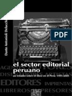 El Sector Editorial Peruano (Antonioli)