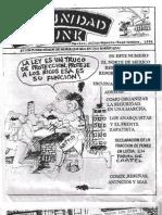 Comunidad Punk Nº 2, julio-sept, 1996