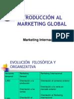Marketing Internacional vs. Global