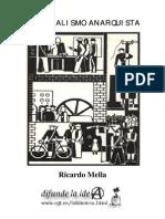 Socialismo Anarquismo _ Ricardo Mella