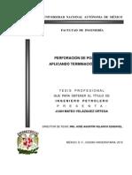 Tesis Perforacion de Pozos de Gas Aplicando Terminacion Tubinless