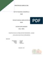 Estudio de Preinversion - Pescs - Construccion Del Sistema de Riego Pampamarca - Aucara