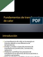 Fundamentos de Transferencia de Calor