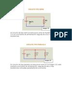 Circuitos Basicos de Corriente Directa