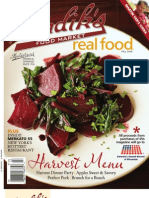Sendik's Real Food Magazine - Fall 2008