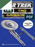 Star Trek_ Animated Series Log - 002 - Alan Dean Foster
