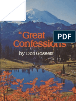95948709 Great Confessions Don Gossett