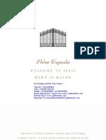 Puranik Aldea Espanola Residential Apartments & Row Villa