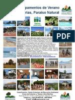 ResumenInformativoCampamentosdeVeranoAsturias2013