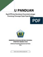 PanduanBendahara-KataPengantar
