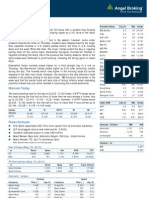 Market Outlook, 17-05-13