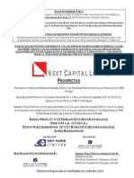 Prospectus Next Capital IPO.pdf
