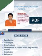 Oral Controlled Drug Delivery