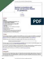 Finn Haugen, TechTeach_ Introduction to LabVIEW Simulation Module