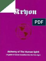 Kryon Book-03 Alchemy of the Human Spirit